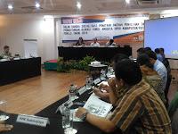 KPU Depok Kembali Gelar Raker Sosialisasi Penataan Dapil