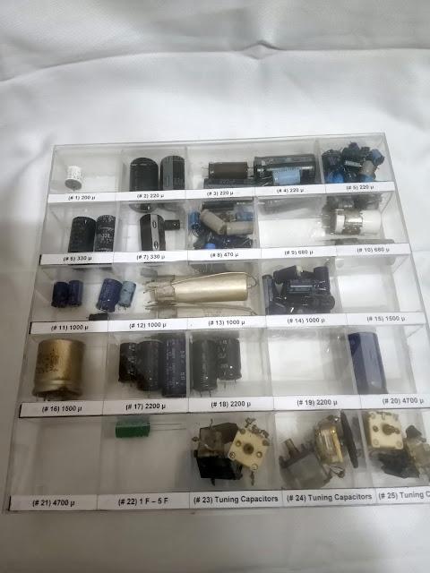 Electronics storage box DIY 8