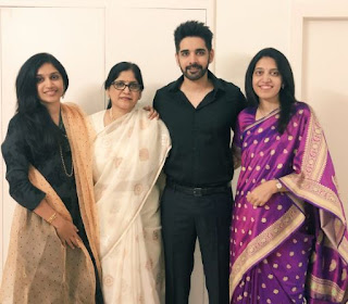 Sushanth Actor Family Wife Parents children's Marriage Photos