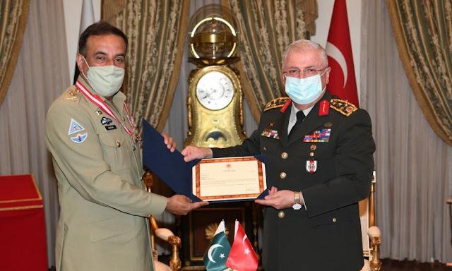 Το πυρηνικό Πακιστάν απειλεί την Λευκωσία…!!! Πακιστανός Α/ΓΕΕΔ «Το κυπριακό είναι στην ημερήσια διάταξη… Ζήτω η Τουρκία!»