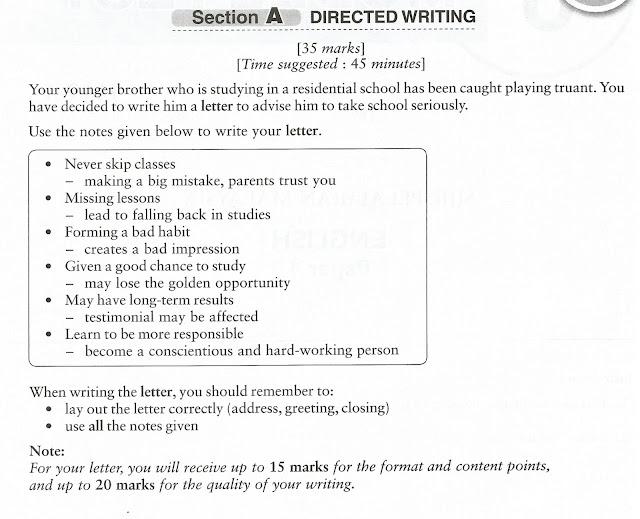 Contoh essay speech pmr