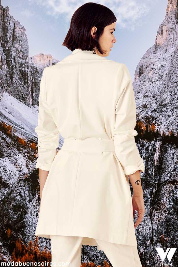 tapados de moda invierno 2021 mujer