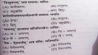 RTET 2011 L 2 Solved Paper | आरटेट 2011 सोल्वड पेपर लेवल टू | ctet, reet sanskrit old question papers