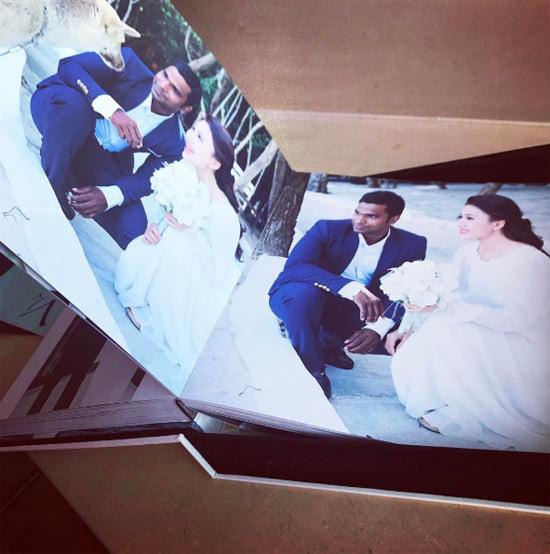 Lộ ảnh cưới của diễn viên Nguyệt Ánh và ông xã Ấn Độ - 5