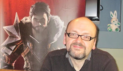 David Gaider, noticias de videojuegos