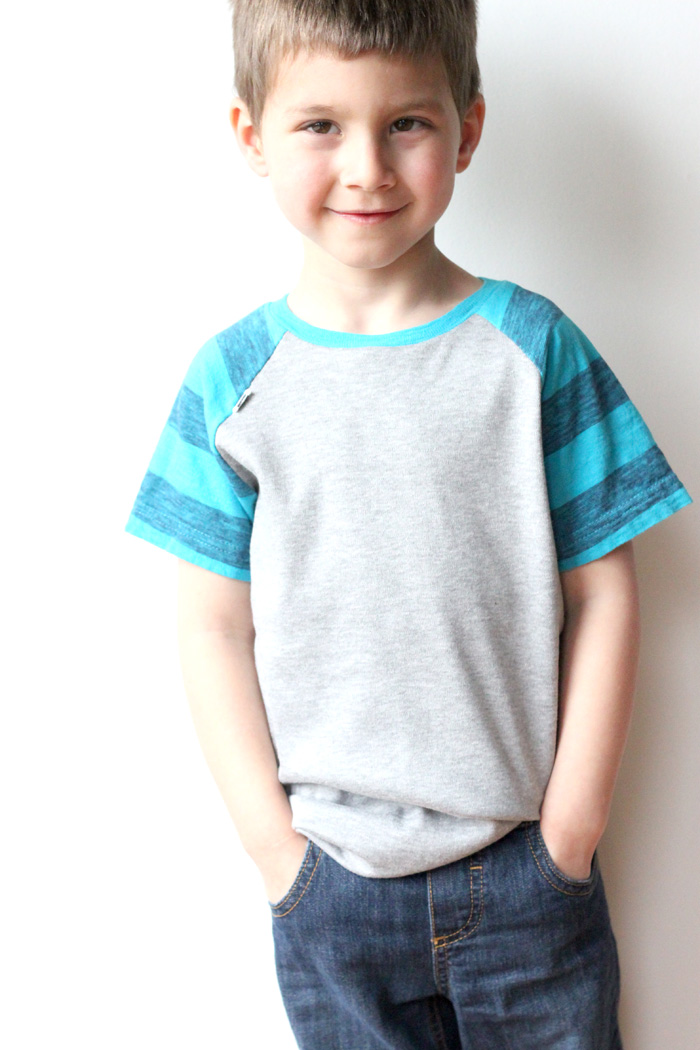Recess Raglan - Pattern By See Kate Sew
