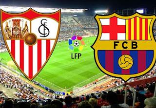 مشاهدة مباراة اشبيلية وبرشلونة بث مباشر بتاريخ 23-01-2019 كأس ملك إسبانيا