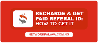 recharge and get paid referral id