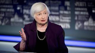 وزيرة الخزانة الأمريكية حزمة المساعدات تغذي تعافياً قوياً للاقتصاد الأمريكي