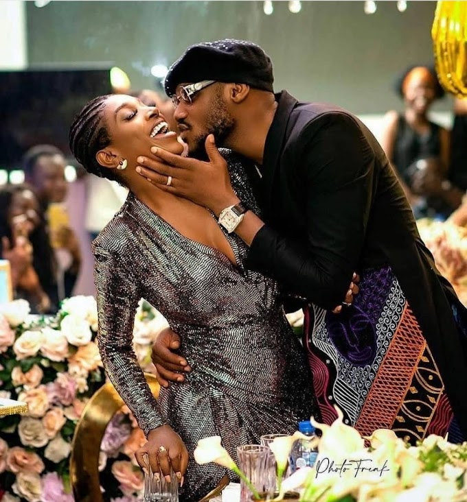 """""""I Know I'm Not Without Mistakes"""" - Tuface Writes As He Shares Loved-up Photo With Wife, Annie"""