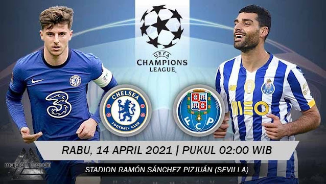 Prediksi Chelsea Vs Porto