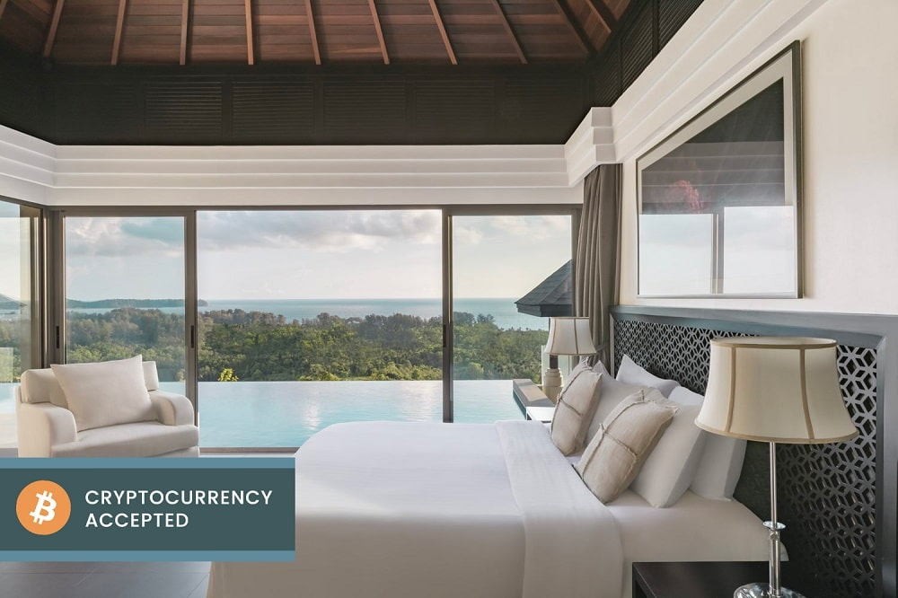HOTEL GROUP THAT ACCEPT CRYPTO PAYMENT
