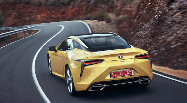 Anything but carrying | 2018 Lexus LC 500 First Drive