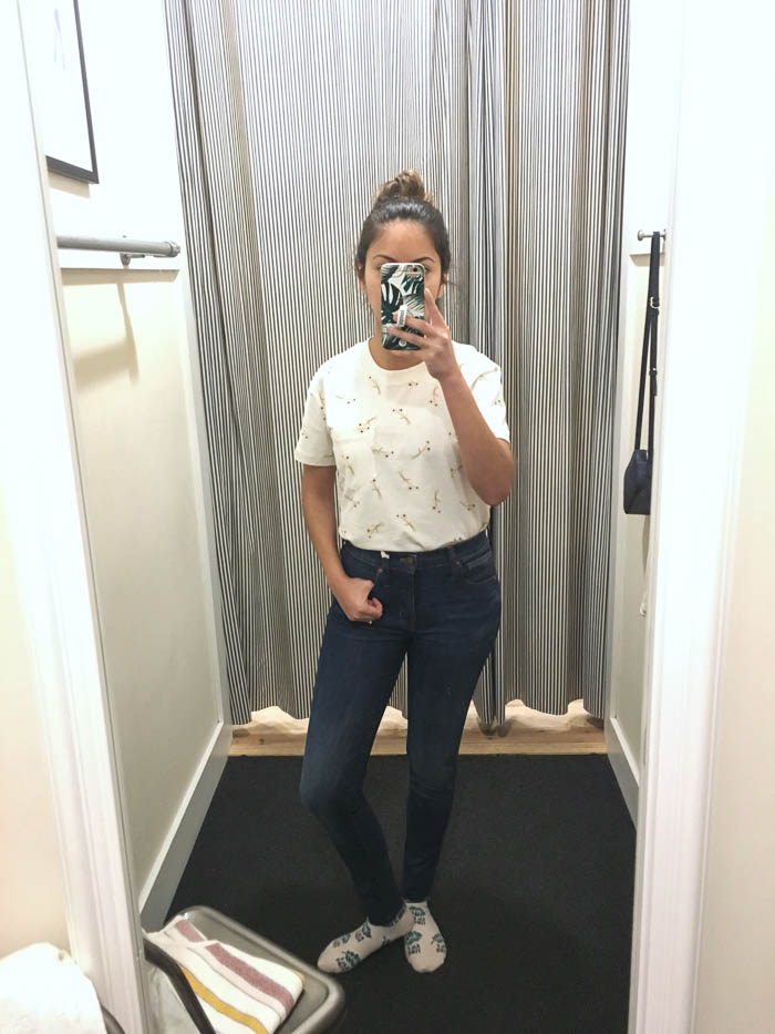 madewell denim jean review