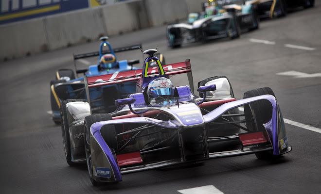 2016 FIA Formula E HKT Hong Kong ePrix