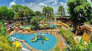 Taman Sengkaling Malang Jatim