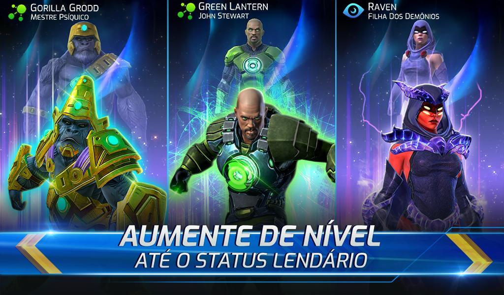 DC Legends Dano Infinito / Mod Menu 2021 v 1.26.14