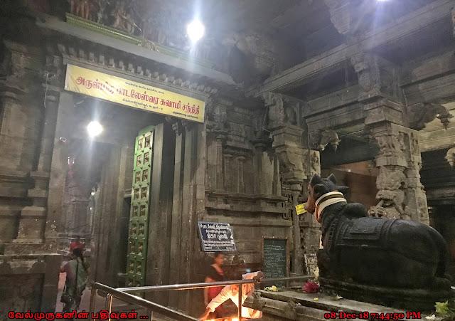 Cuddalore Padaleeswarar Temple