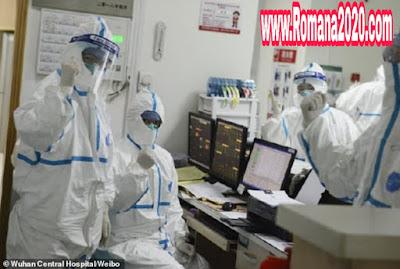 أخبار العالم الصين china تعلن انتهاء ذروة تفشي فيروس كورونا المستجد corona virus covid-19