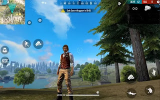 free fire rampage mod apk for android