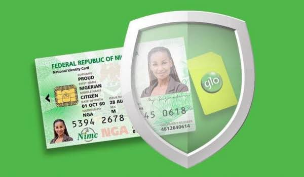 How To Link Your NIMC Number To Your Phone Number On Glo Network