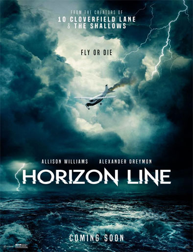 pelicula Horizon Line
