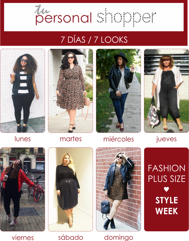 FASHION PLUS SIZE · STYLE WEEK (II)
