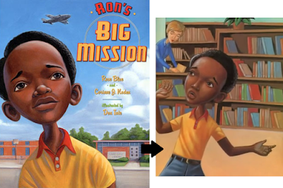 Ronald's Big Mission - Children's Book