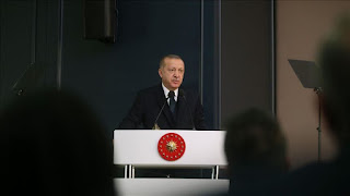 أردوغان: النظام السوري دفع الثمن غاليا