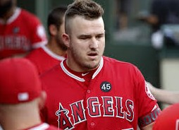Mike Trout Haircut - Quick Hairstyles Baseball Wallpaper