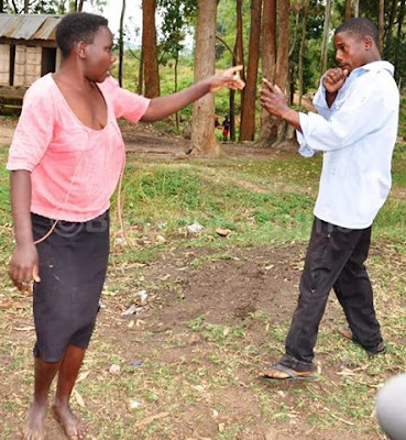 Image result for couple fighting in nigeria