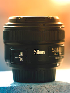 Why You Need a 50mm Lens
