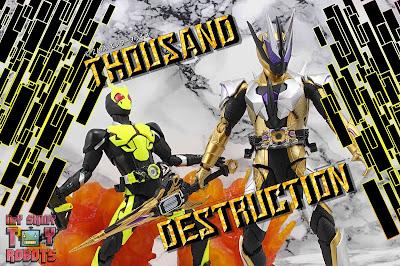 S.H. Figuarts Kamen Rider Thouser 43