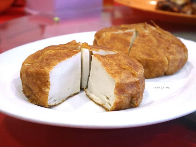 Homemade Sai To Fishcake