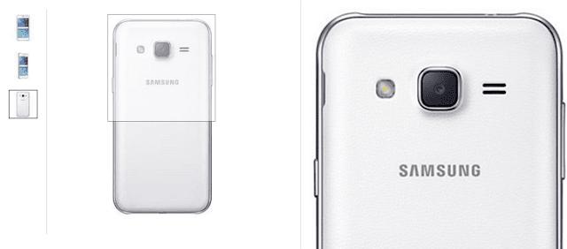 Samsung Galaxy J2 - 8GB ROM