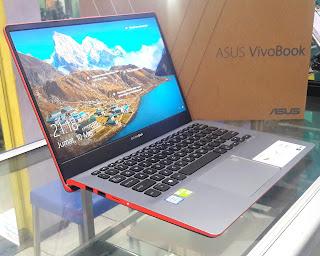 Laptop ASUS VivoBook S430FN-EB522T Bekas