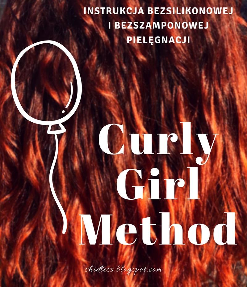 Curly Girl Method - zasady