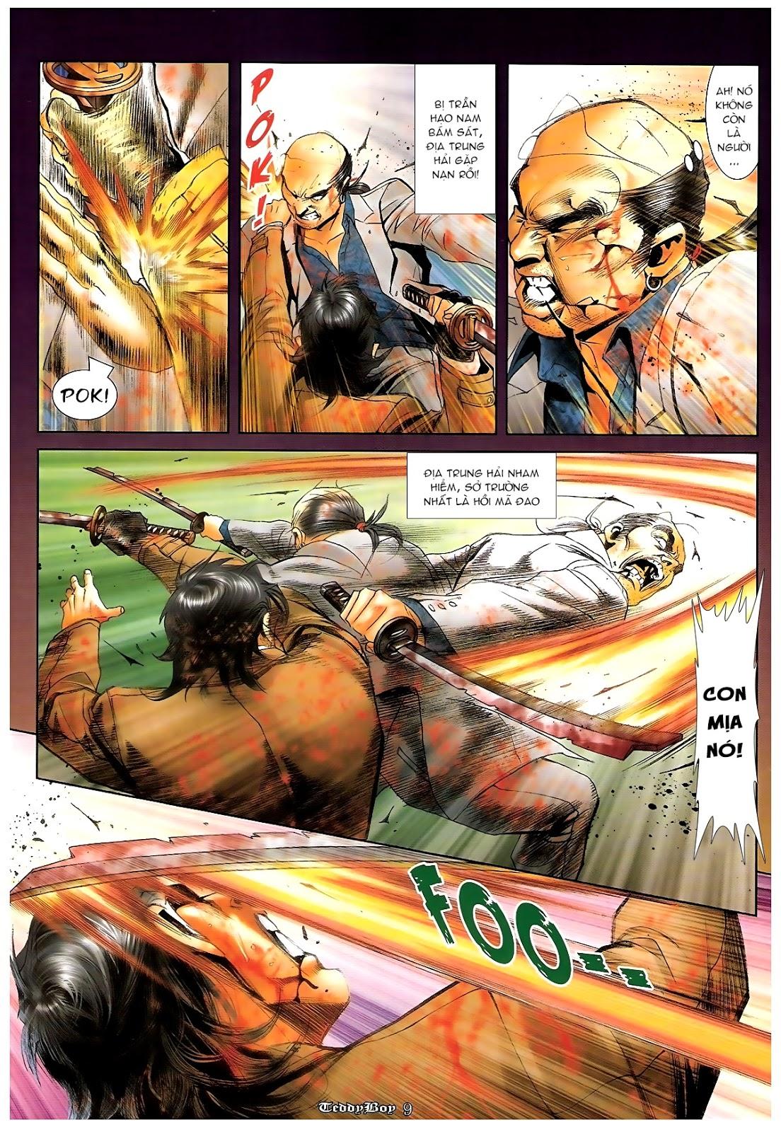 Người Trong Giang Hồ - Chapter 1236: Tối hậu nhất kích - Pic 6