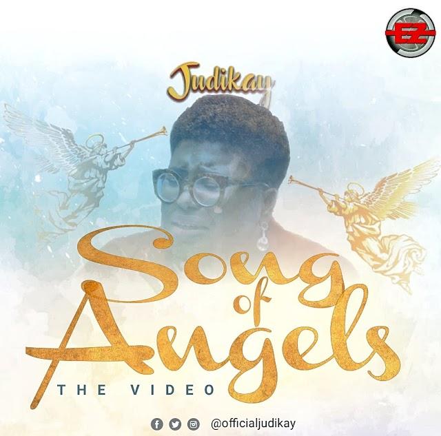 Music Video: Judikay | Song Of Angels (Ndi Mo Zi)