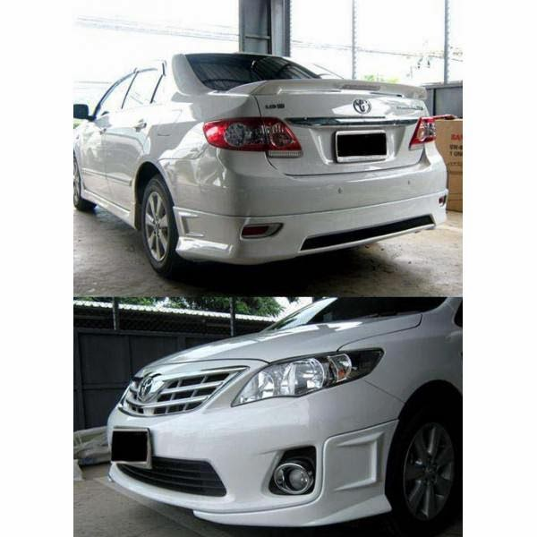 Body Kit Toyota Altis Grand Altis 11-13