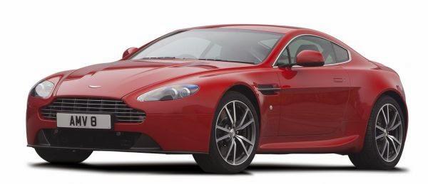 Aston Martin V8 Vantage Specification