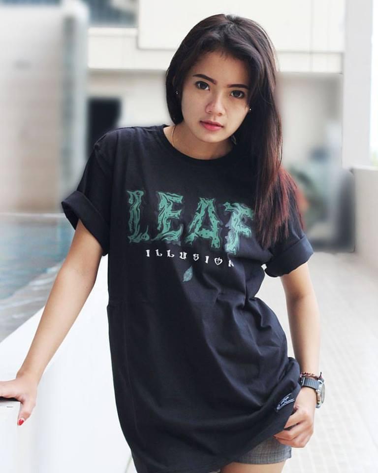 Wanita Cantik Foto Model Kaos Distro - Kumpulan Foto Model Distro