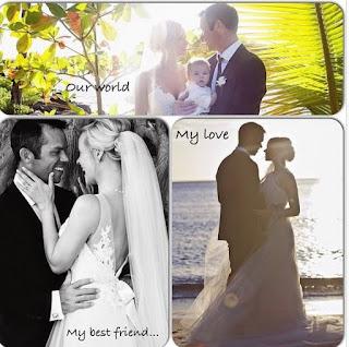 Paul Casey Pollyanna Woodward Wedding