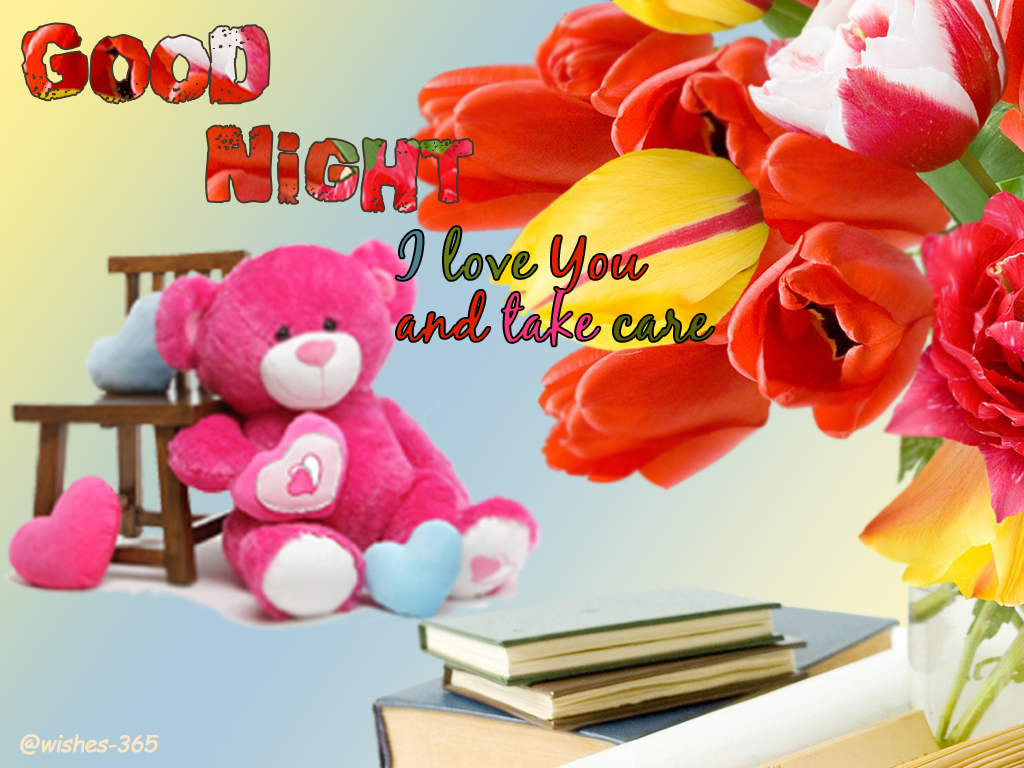 Poetry And Worldwide Wishes Good Night Romantic Images For Lovers