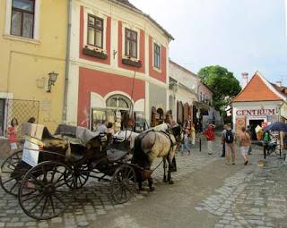 Horse Szentendre Hungary