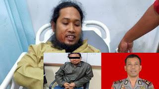 Penusuk Ulama di Aceh Ternyata Oknum Pecatan Polisi, Ini Kronologinya