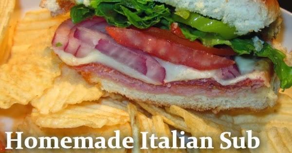 Translations Into Italian: Bosco's Sammiches: Homemade Italian Subs