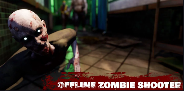Road to Dead - Zombie Games FPS Shooter