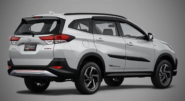 Toyota Rush 7 chỗ phiên bản 2018 đạt an toàn 5 sao của ASEAN NCAP ảnh 1