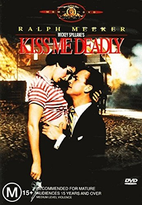 Kiss Me Deadly [1955] [DVD R2] [PAL] [Castellano] [DVD9]